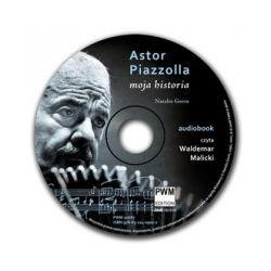 Astor Piazzolla. Moja historia (CD)