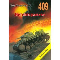 Befehlspanzer. Tank Power vol. CL 409