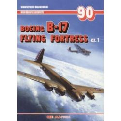 Boeing B-17 Flying Fortress część 1