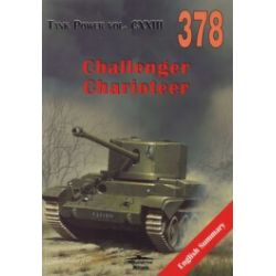 Cruiser Tank A30 Challenger. FV4101 Charioteer