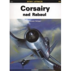 Corsairy nad Rabaul. Bitwy lotnicze