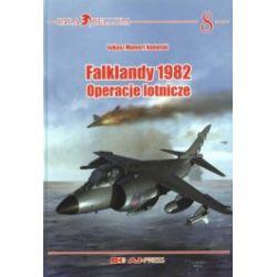 Falklandy 1982. Operacje lotnicze