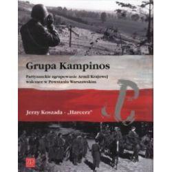 Grupa Kampinos Partyzanckie zgrupowanie Armii Krajowej walczące w Powstaniu Warszawskim