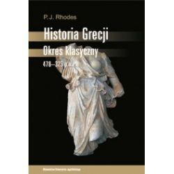 Historia Grecji. Okres klasyczny 478-323 p.n.e.