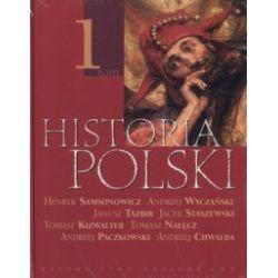 Historia Polski. Tom 1 i 2
