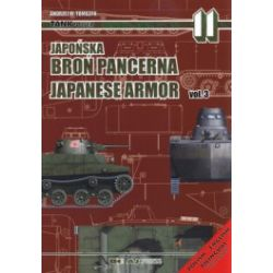 Japońska broń pancerna. Japanese armor. Tank Power vol.3 11