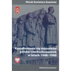 Kształtowanie się stosunków polsko-czechosłowackich w latach 1948–1960