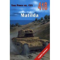 Matilda. Tank Power vol.CLX 418