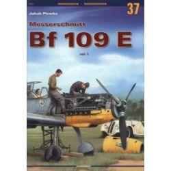 Messerschmitt Bf 109 E vol 1 Monografie