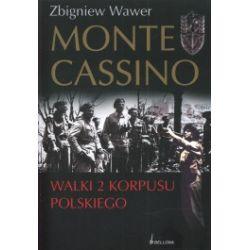 Monte Cassino Walki 2 Korpusu Polskiego