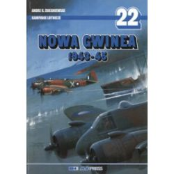 Nowa Gwinea 1943-45. Kampanie lotnicze 22