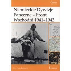 Niemieckie dywizje pancerne - Front Wschodni 1941-43