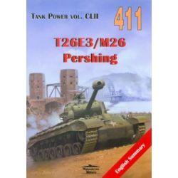 Pershing T26E3/M26. Tank Power vol.CLII 411