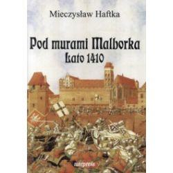 Pod murami Malborka. Lato 1410