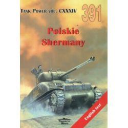 Polskie Shermany. Tank Power Vol.CXXXIV 391
