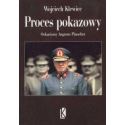 Proces pokazowy. Oskarżony Augusto Pinochet