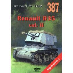Renault R35 vol.II. Tank Power vol. CXXX.