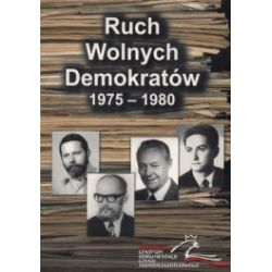 Ruch Wolnych Demokratów 1975-1980