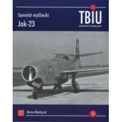 Samolot myśliwski Jak-23. Technika, broń i umundurowanie