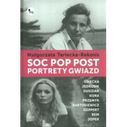 Soc, pop, post. Portety gwiazd