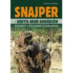 Snajper-ukryta broń dowódców.