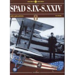 SPAD S.IX-S.XXIV 8. Słynne samoloty