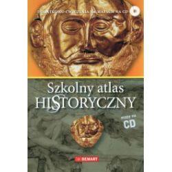Szkolny atlas historyczny + CD