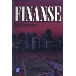 Finanse, podręcznik, WSiP