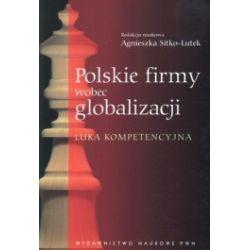 Polskie firmy wobec globalizacji. Luka kompetencyjna