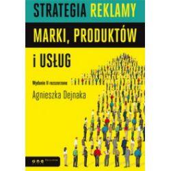 Strategia reklamy marki, produktów i usług