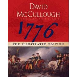 1776 by David McCullough, 9781416542100.