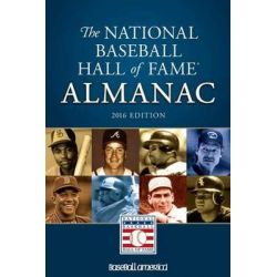 2016 National Baseball Hall of Fame Almanac by Baseball America, 9781932391640.