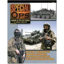 5540, Special Ops: Journal of the Elite Forces & Swat Units Vol. 40 by Various Authors, 9789623611343.