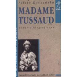 Madame Tussaud. Powieść biograficzna