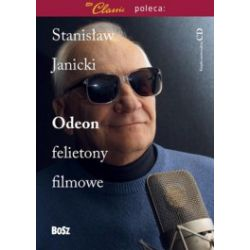 Odeon. Felietony filmowe + CD