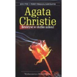 Pakiet. Agata Christie. Detektywi w słuzbie miłości + Tajemnica Sittaford + Tajemnica gwiazdkowego puddingu