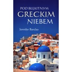 Pod błękitnym greckim niebem