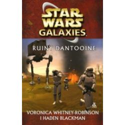 Star Wars Galaxies. Ruiny Dantooine