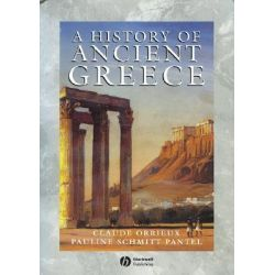 A History of Ancient Greece by Claude Orrieux, 9780631203094.