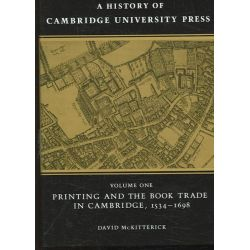 A History of Cambridge University Press 3 Volume Hardback Set, History of Cambridge University Press by David McKitterick, 9780521839396.