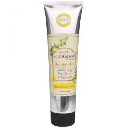A La Maison de Provence, Hand & Body Lotion, Honeysuckle, 5 fl oz (150 ml)