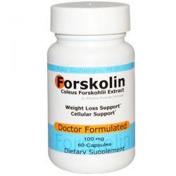 Advance Physician Formulas, Inc., Forskolin, Coleus Forskohlii Extract, 100 mg, 60 Capsules