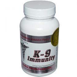 Aloha Medicinals Inc., K-9 Immunity for Dogs, 500 mg, 84 Capsules