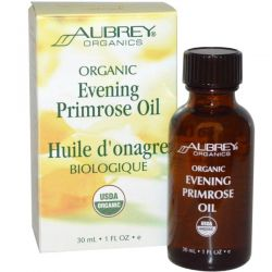 Aubrey Organics, Evening Primrose Oil, 1 fl oz (30 ml)