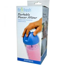 Vitaminder, Fit & Fresh, Portable Power Mixer