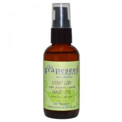 The Grapeseed Company Santa Barbara, VineThairapy, Vino Lux Hair Oil, 2.3 oz (68 ml)