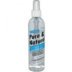 Thai Deodorant Stone, Pure & Natural, Crystal Deodorant Mist, Unscented, 8 oz (240 ml)