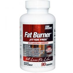 Top Secret Nutrition, Fat Burner, 90 Capsules