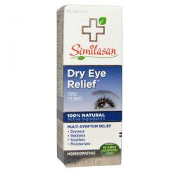 Similasan, Dry Eye Relief, Sterile Eye Drops, 0.33 fl oz (10 ml)