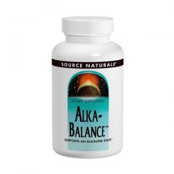 Source Naturals, Alka-Balance, 120 Tablets